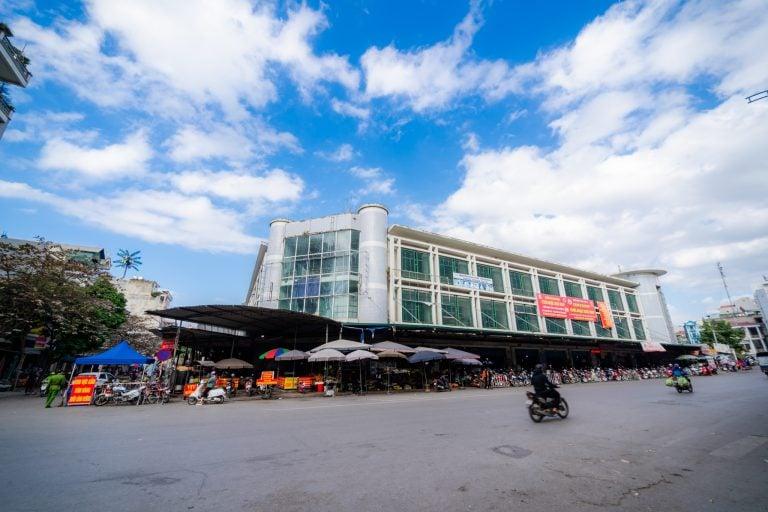 Chợ Hạ Long 2 (Chợ Loong Toòng)
