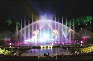 Sân khấu nhạc nước Tuần Châu