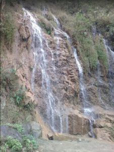 Thác Bạc (thác Nà Noọc)