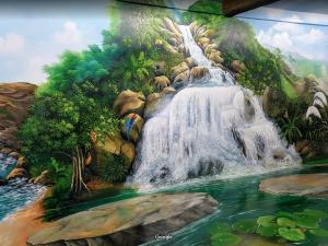 Bảo tàng tranh 3D – Thủy Cung