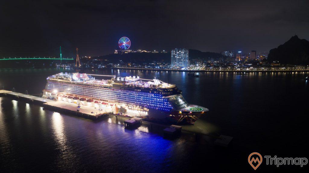 Cảng tàu khách Quốc tế Hạ Long
