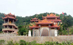 Chùa Cái Bầu | Thiền viện Trúc Lâm Giác Tâm