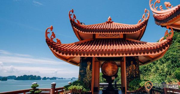 Tháp Trống tượng trưng cho quá trình hành hương của Phật