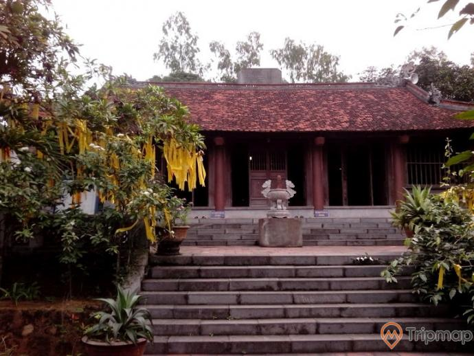 """Chùa Cầm Thực -nơi thực hành """" tịch cốc """" cho lộ trình hành hương cõi Phật"""