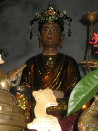 Tượng Nguyên Thánh Thiên Cảm - Hoàng Thái Hậu