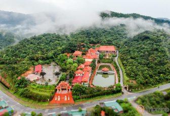 Chùa Lân – Thiền Viện Trúc Lâm Yên Tử