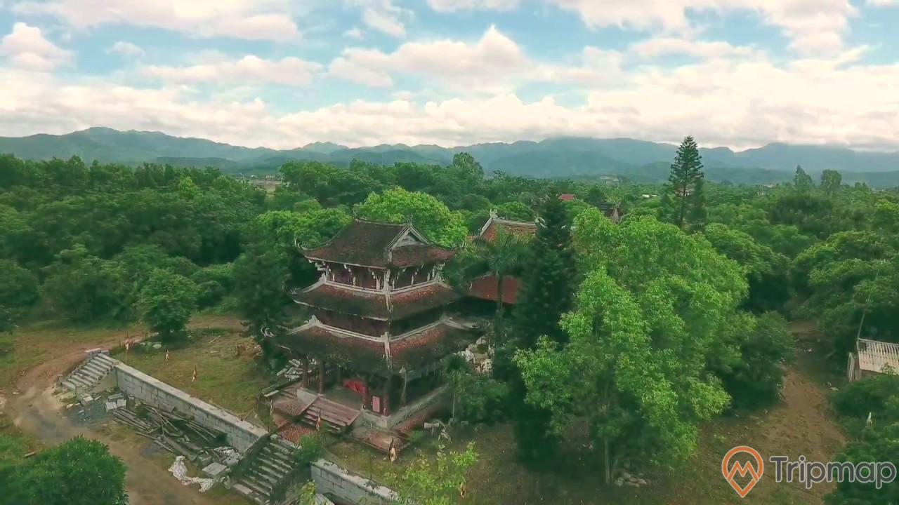 Chùa Quỳnh Lâm đã chứng kiến bao thăng trầm của lịch sử