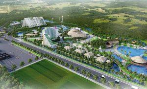 Cổng tỉnh Quảng Ninh