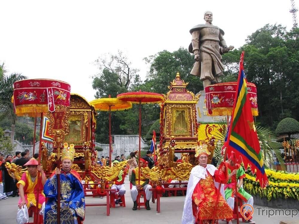 Lễ hội đền Cửa Ông như một nét văn hóa không thể thiếu của Quảng Ninh