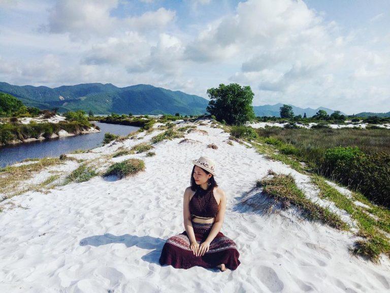 Đồi cát pha lê