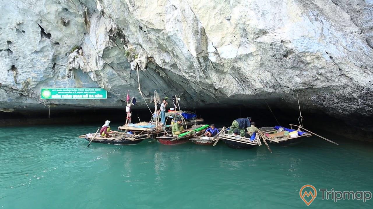 Hồ Ba Hầm - nét đẹp độc đáo tại Vịnh Hạ Long