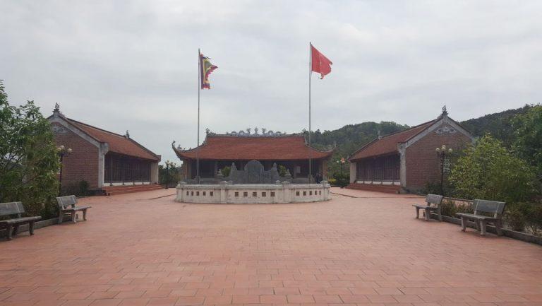 Miếu thờ Trần Khánh Dư