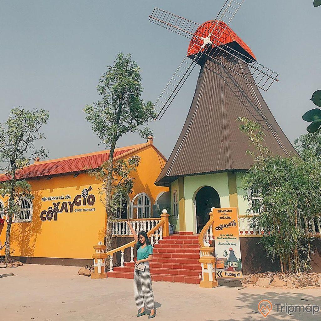 Một địa điểm được các bạn trẻ yêu thích chụp ảnh khi tới Quảng Ninh Gate