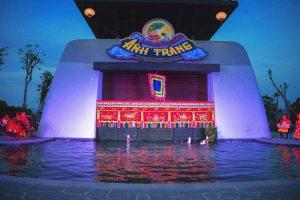 Sân khấu múa rối nước Ánh Trăng