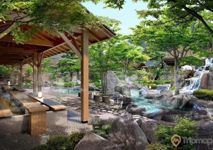 Suối Khoáng Yoko Onsen Quang Hanh