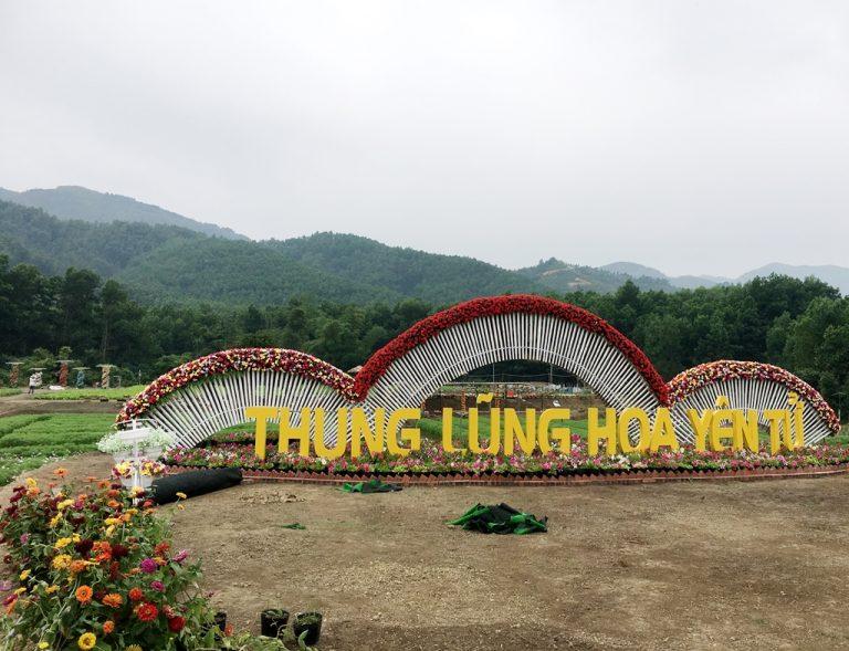 Thung Lũng hoa Yên Tử