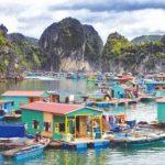 Tuyến 04: Cảng tàu ⇌ Khu Trung tâm bảo tồn phát triển giải trí biển
