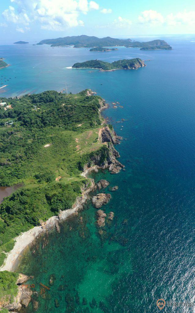 Đảo Cô Tô Xanh mướt