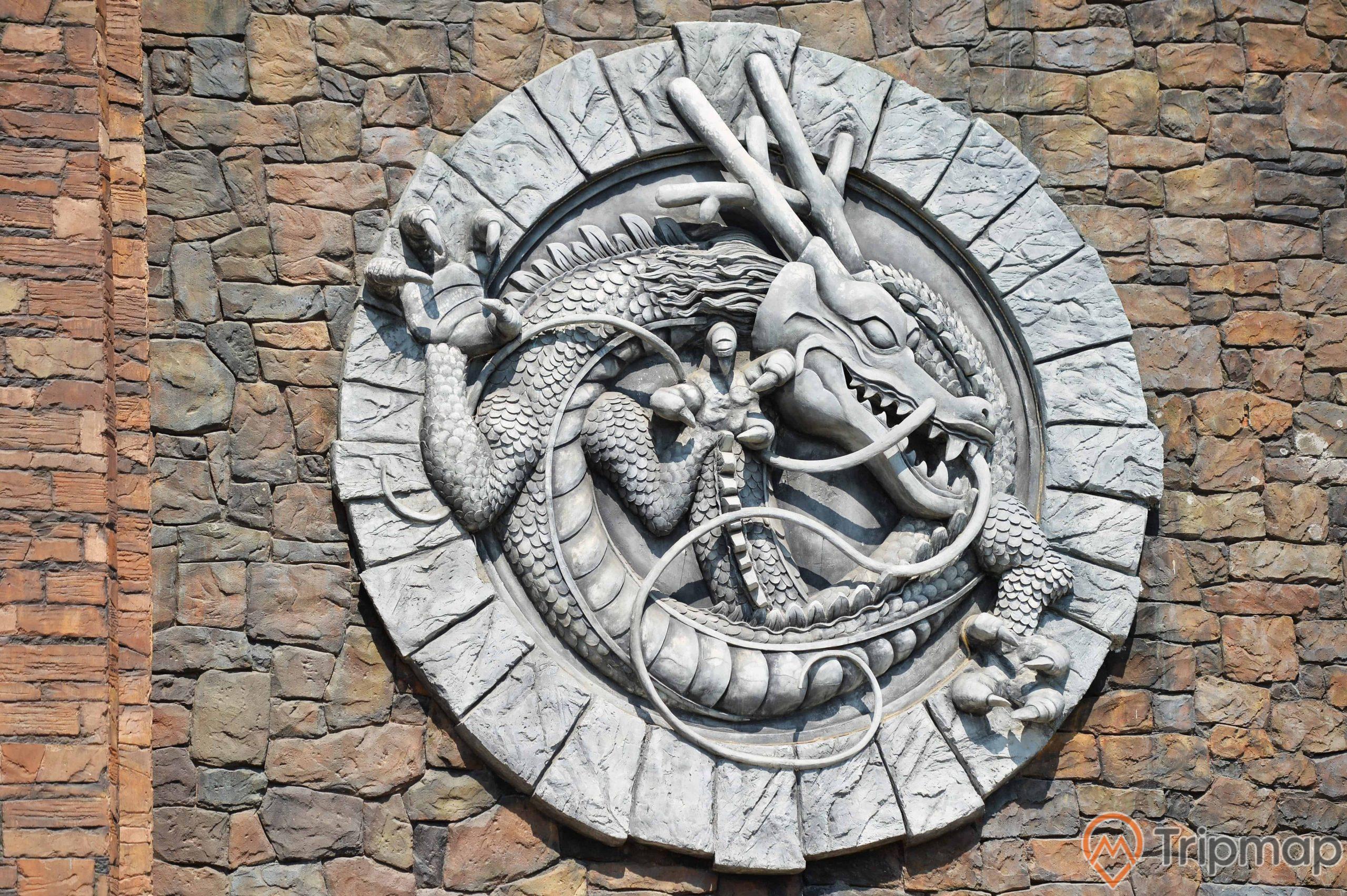 Logo - biểu tượng của Phi long thần tốc