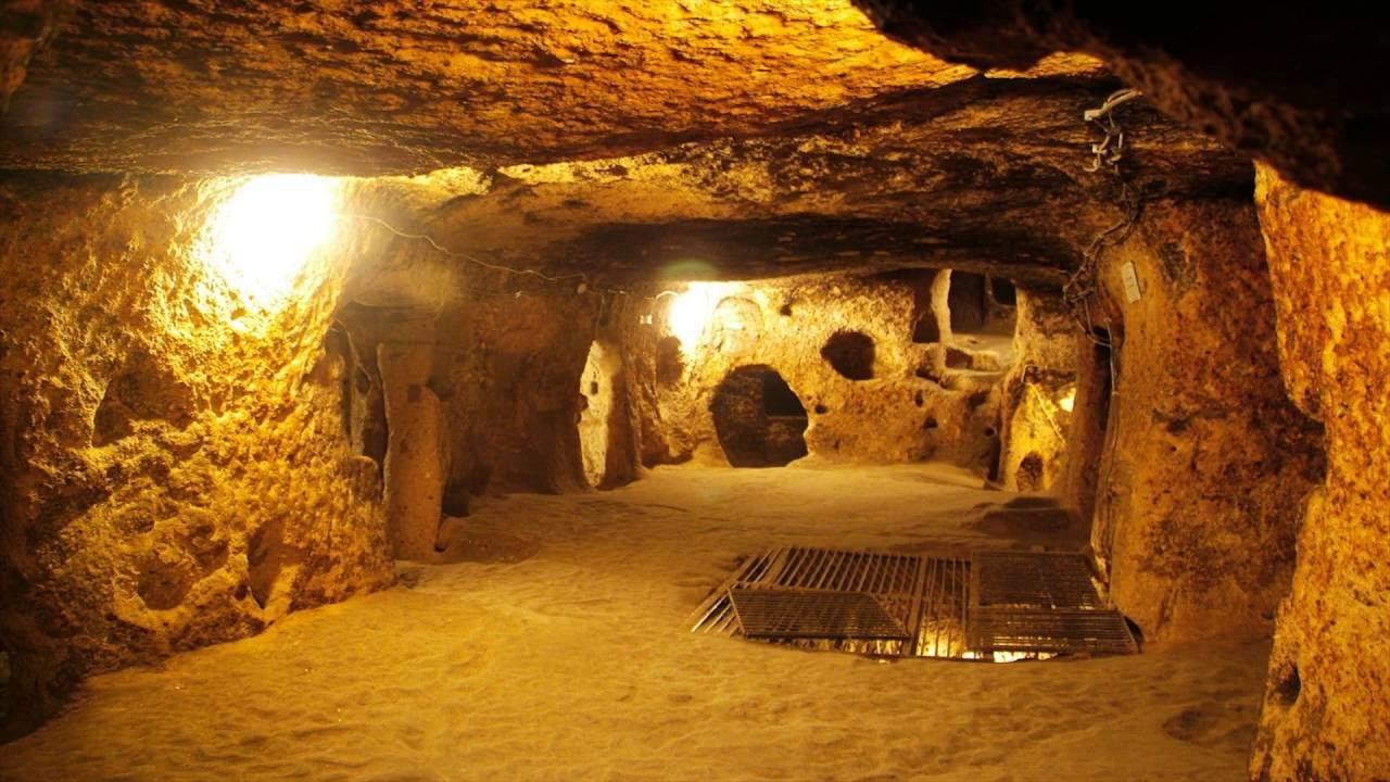 Khám phá địa đạo nơi đường hầm bí mật dài 250km