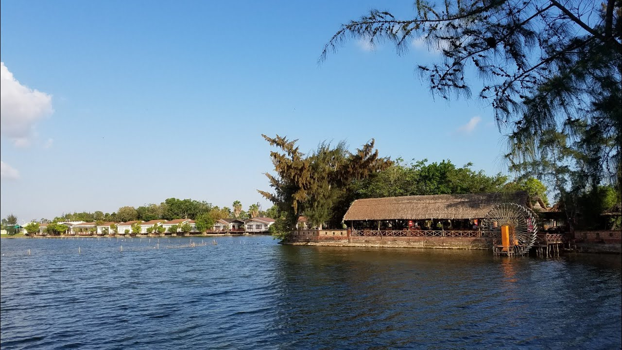 Khu du lịch sinh thái Hồ Nam