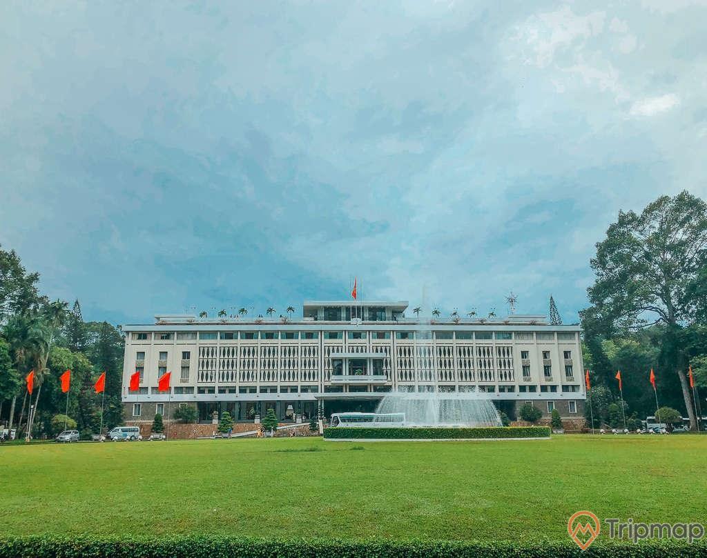 Dinh Thống Nhất - đánh dấu mốc lịch sử hào hùng của dân tộc