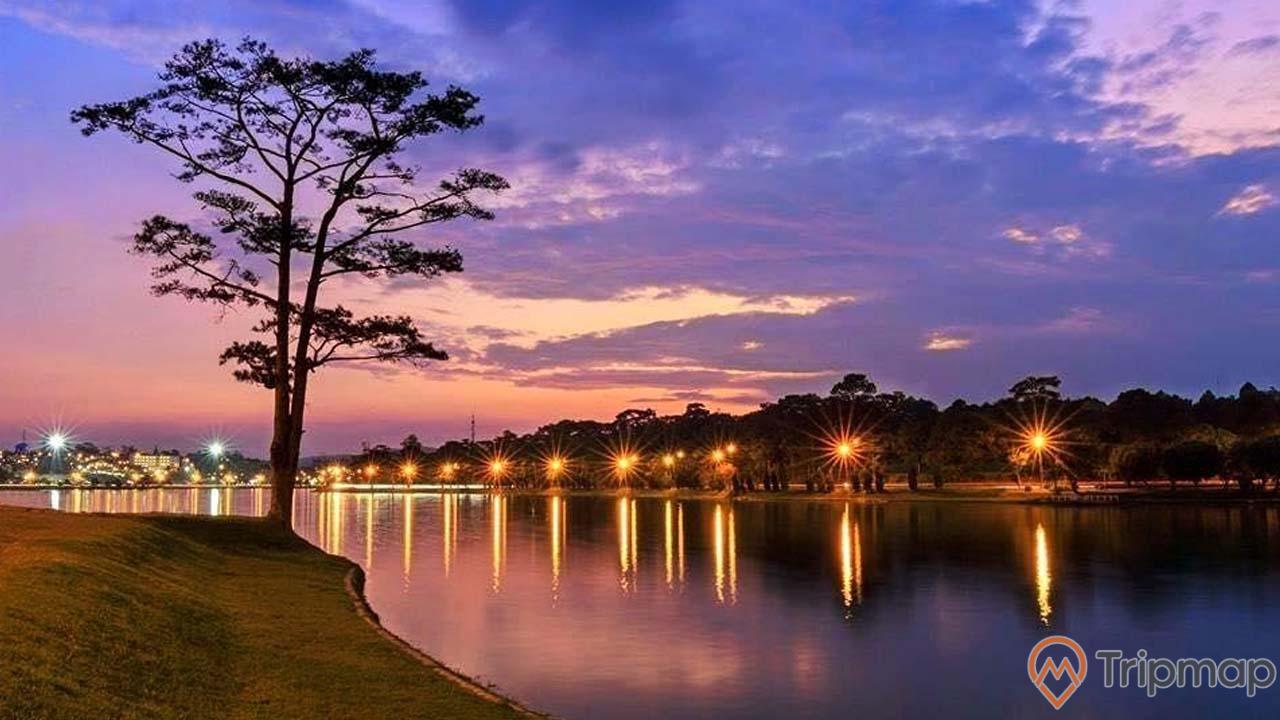 Hồ Xuân Hương - du lịch Lâm Đồng