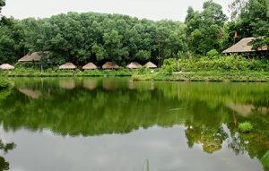 Khu du lịch sinh thái Hồ Thuận Bắc