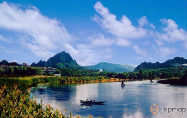 Núi Hồng Lĩnh - biểu tượng hồn thiên sông nước của du lịch Hà Tĩnh