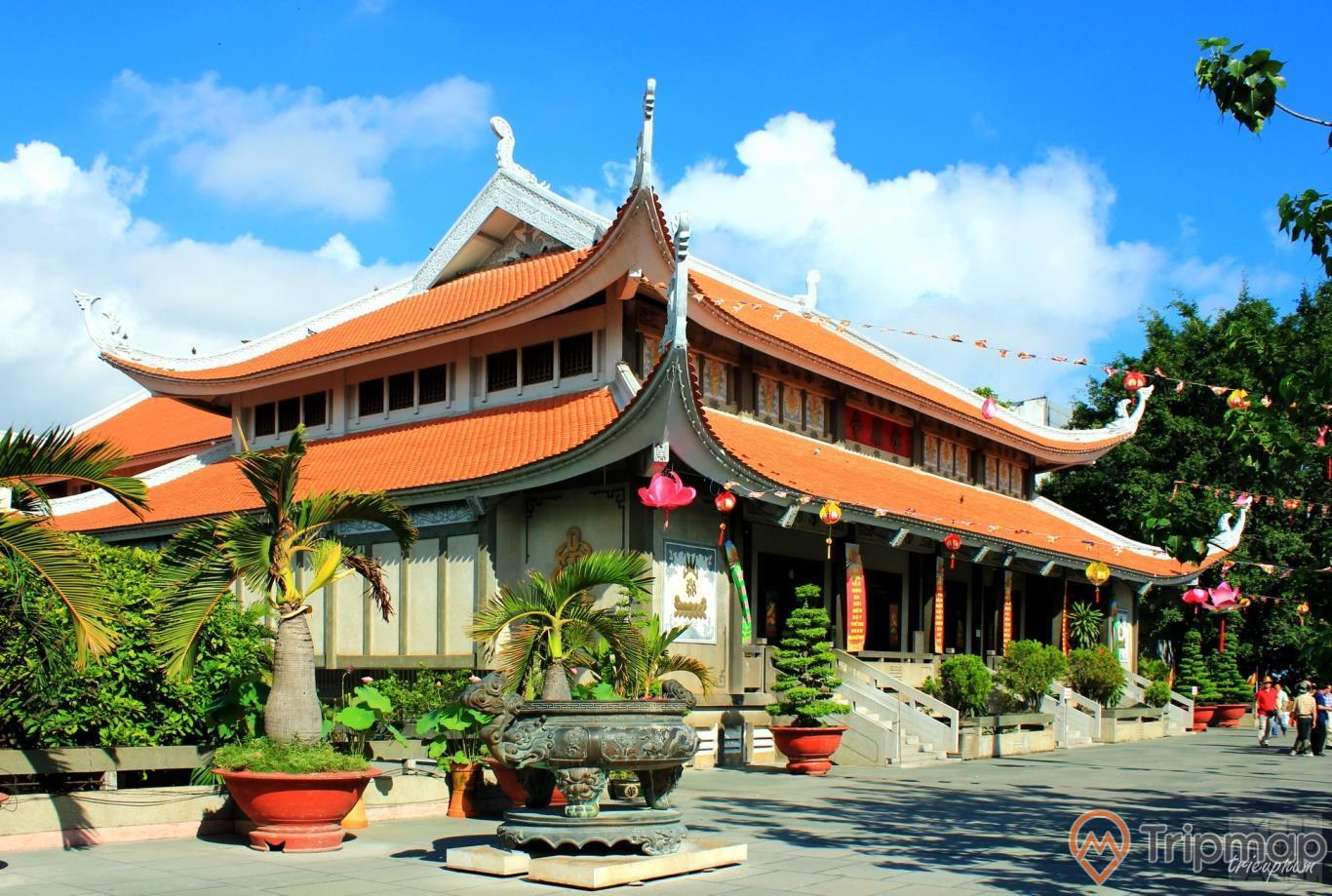 Chùa Vĩnh Nghiêm - Du lịch Tp. Hồ Chí Minh