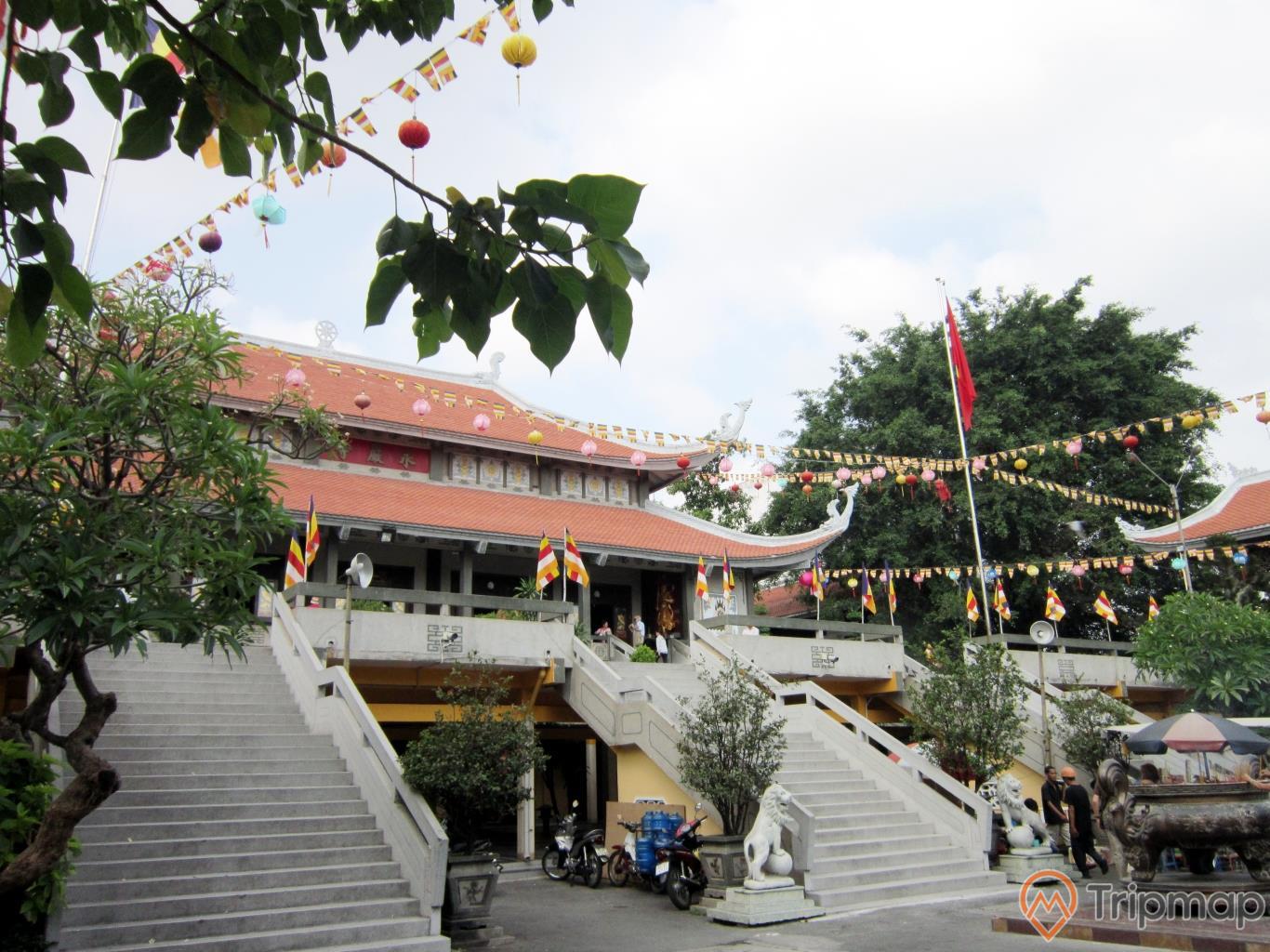Kiến trúc độc đáo của chùa