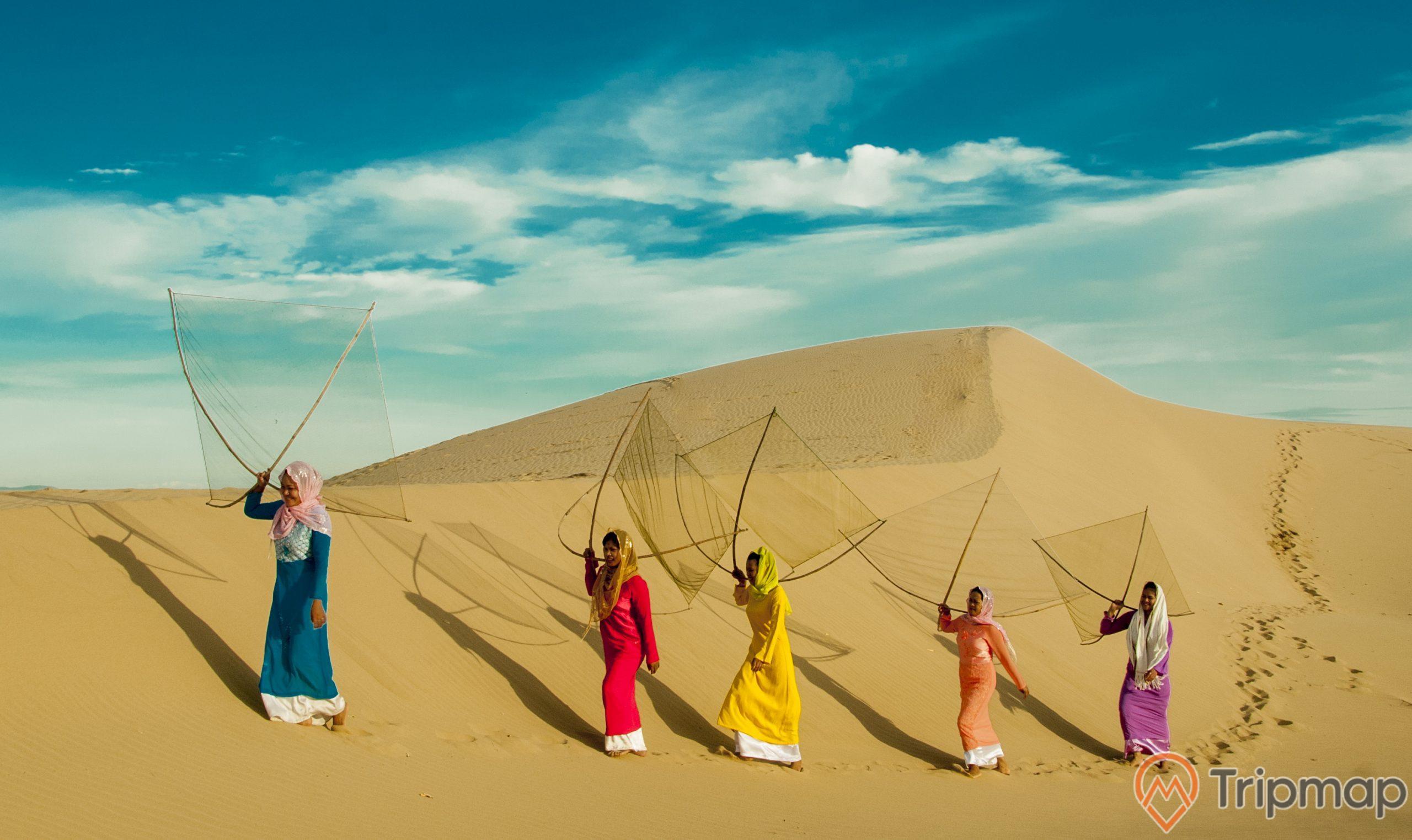 Cồn cát Nam Cương - Du lịch Ninh Thuận