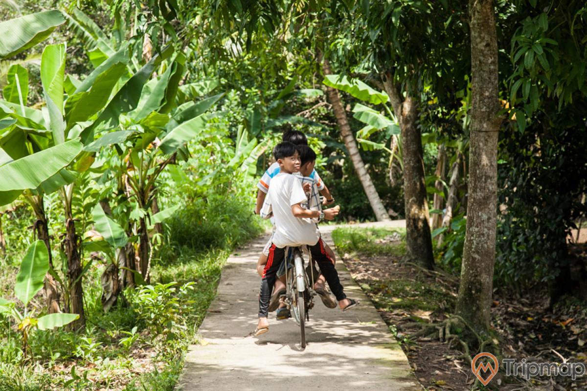 Miệt vườn tại Trà Vinh