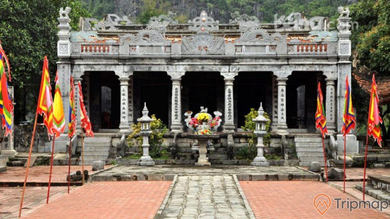 Đền Thái Vi tại Ninh Bình