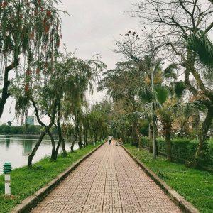 Hồ Vị Xuyên