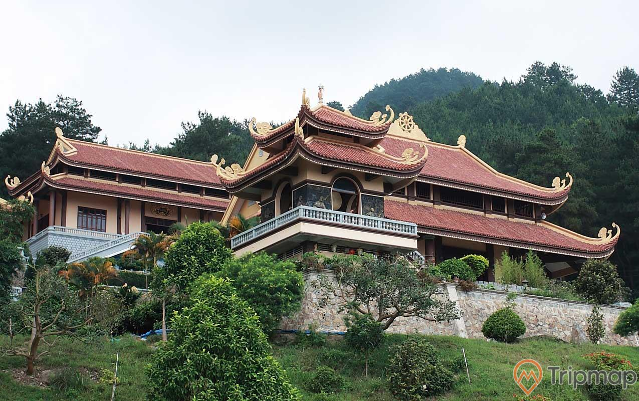 Tham quanThiền Viện Trúc Lâm Tây Thiên