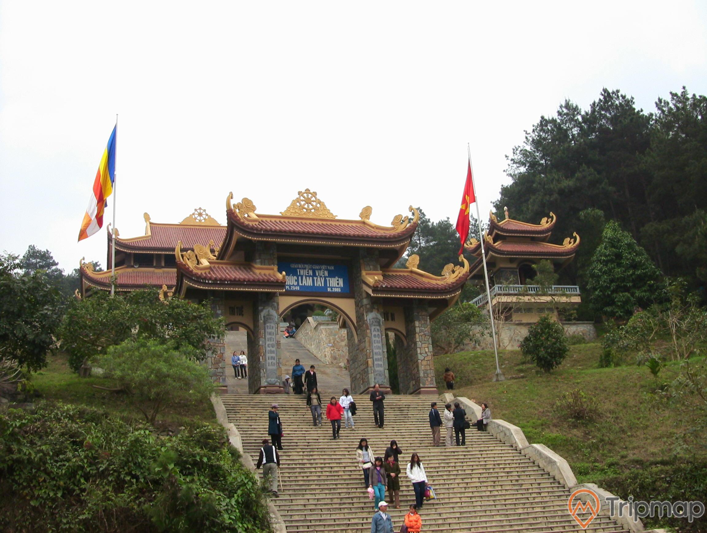 Khu di tích danh thắng Tây Thiên - di tích lịch sử cấp Quốc gia