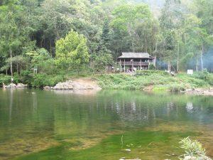 Khu du lịch sinh thái Khe Rỗ
