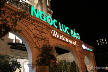 Nhà hàng Ngọc Lục Bảo