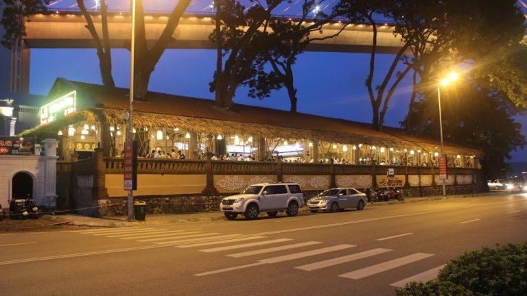 Nhà hàng Sen Á Đông
