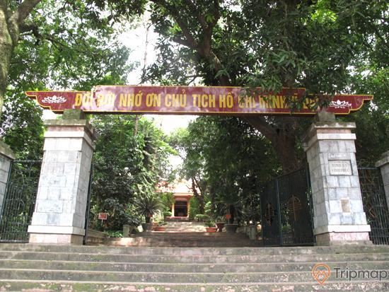 Nhà lưu niệm Chủ tịch Hồ Chí Minh tại Vĩnh Yên