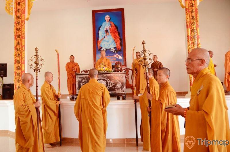 Tổ đình Thiên Thai tại Bà Rịa - Vũng Tàu