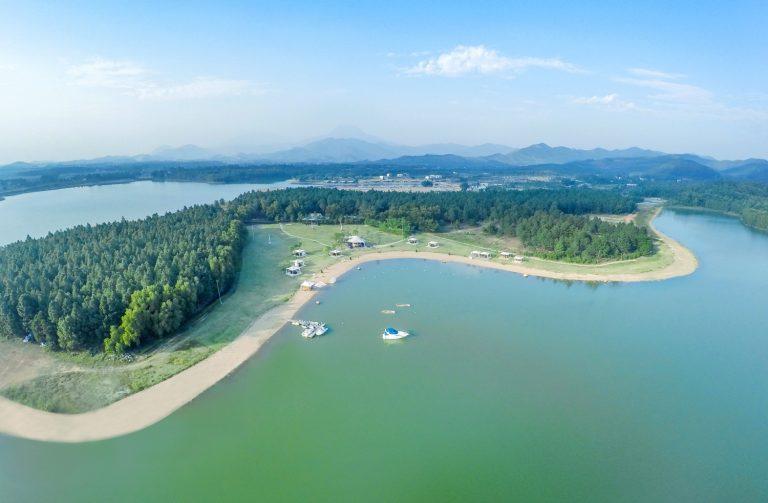 Khu du lịch hồ Đại Lải