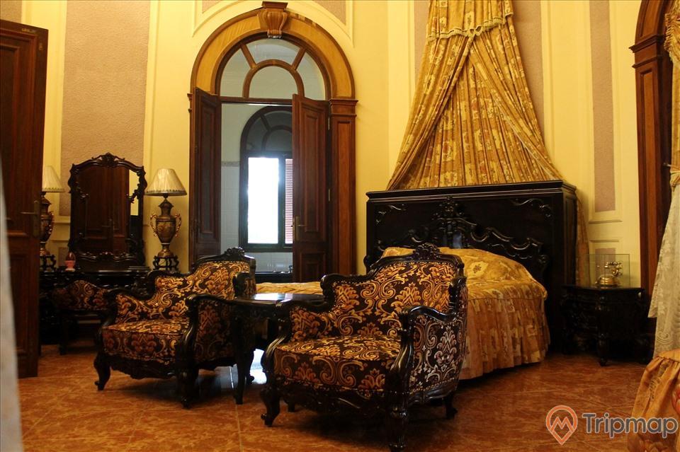 Phòng của hoàng hậu Nam Phương