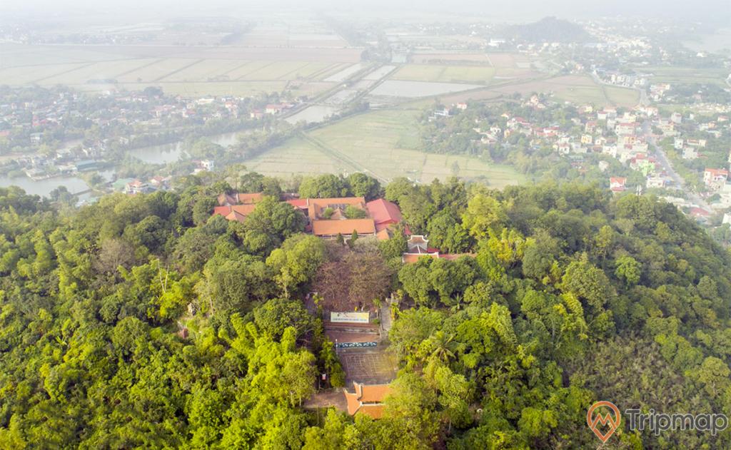 Chốn bình yên nơi cảnh chùa Long Đọi Sơn