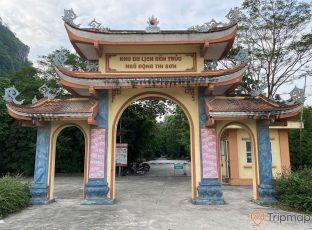 Đền Trúc – Ngũ Động Sơn